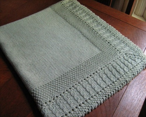 Sleeping Beauty Baby Blanket - Free Pattern