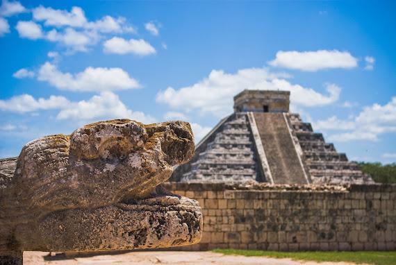 Chichen Itza - 7 Wonders of the World