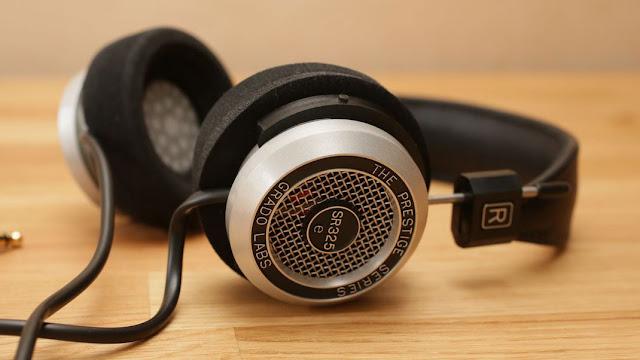 Open-Back Over-ear Headphone