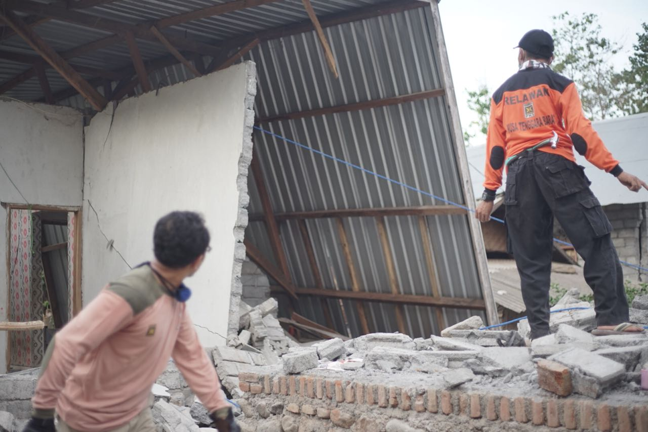 Khudori Meninggal Usai Tilawah Alquran Saat Gempa Lombok