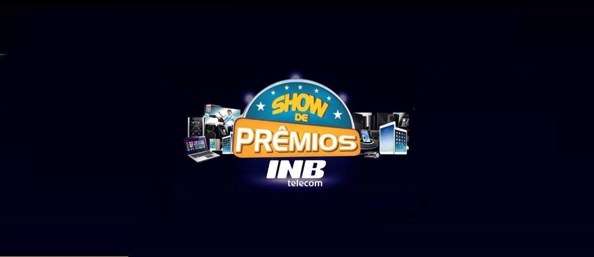 Promoção INB Telecom 2020 Show de Prêmios - Cadastrar, Sorteios, Prêmios