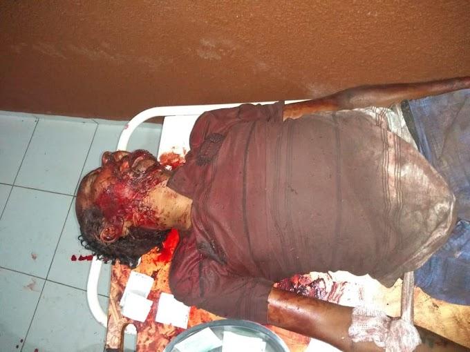 Duplo Homicídio em Buriti, homens foram mortos a golpes de foice, facão e Machado