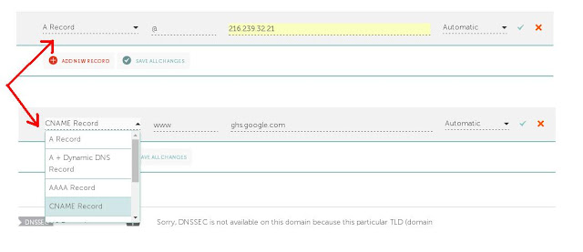 Namecheap-DNS-Records-adding-for-custom-domain-in-blogger