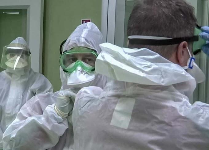 China sends coronavirus treatment guide to Nigeria