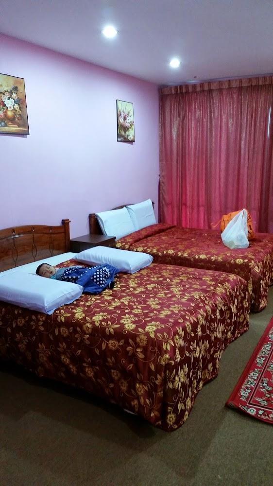 Ruang bilik ASZI Chalet