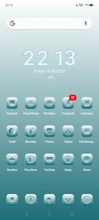 TAI KEBO Tema OPPO REALME Android 10