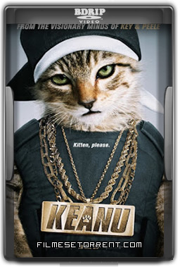 Keanu Torrent BDRip Dual Áudio 2016