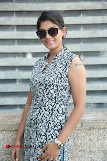 Telugu Television Actress Karuna Latest Pos In Denium Jeans  0048.JPG