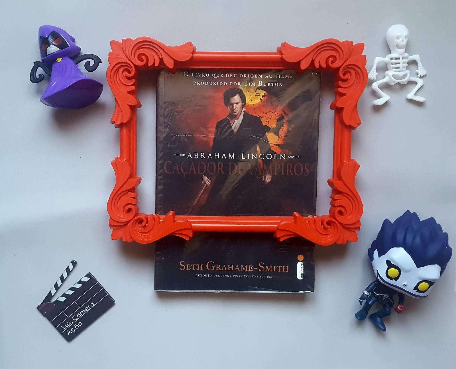 Abraham Lincoln - Caçador de vampiros
