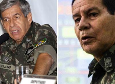 Mais um general sai em defesa da intervenção militar no Brasil