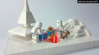 [MOC] Christmas on Hoth