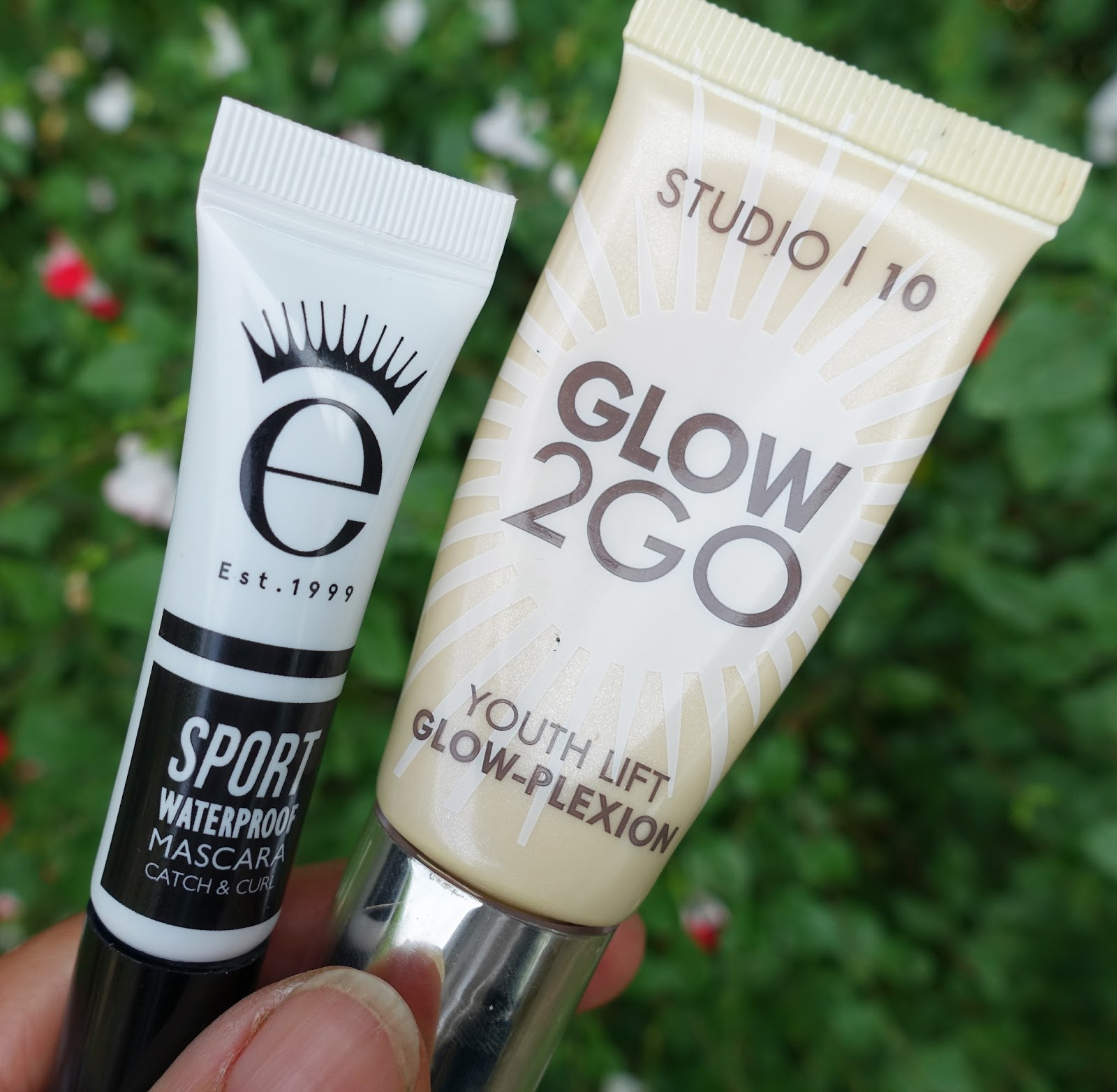 Is This Mutton? reviews two products from the Marks and Spencer Summer Box 2017, an Eyeko waterproof mascara and an illuminating potion from Studio 10