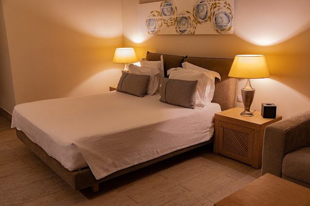 ترتيب غرف النوم