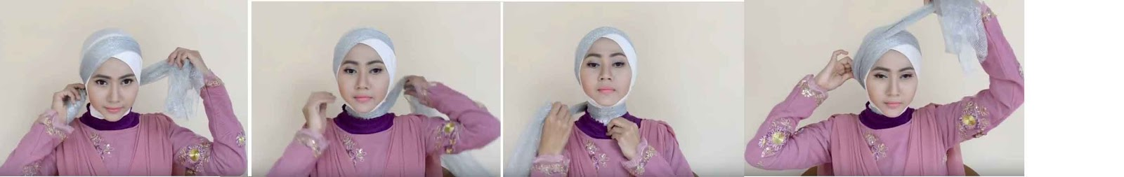 tutorial hijab pengantin1