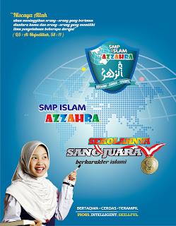 Browsur SMP Islam Azzahra Bandar Lampung