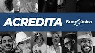 ACREDITA - Márcia Fellipe, Solange, Wesley, Mano Walter, Raí, Jonas, Felipão,Tony, Mara e Renno.