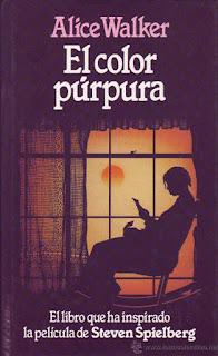 El color púrpura de Alice Walker