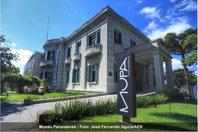 Com bandeira laranja em Curitiba, museus do Estado reabrem a partir desta quinta