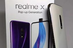 Kuis Giveaway HP Realme X Indonesia Cara Mendapatkan Gratis