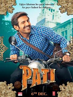 Pati Patni Aur Woh First Look Poster 1