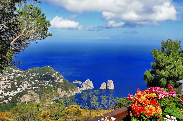 Anacapri Island Italy 4K World