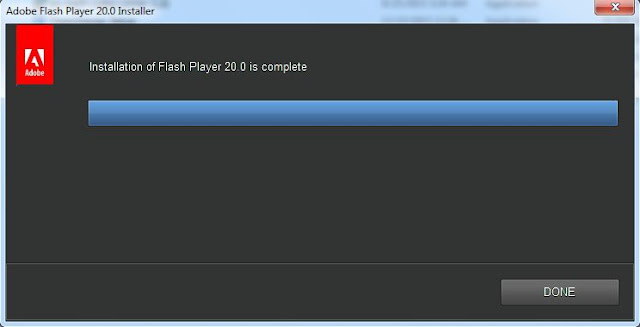 Adobe-Flash-Player-latest-installed