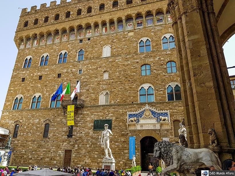 Palácio Vecchio - O que fazer em Florença, Itália - 40 atrativos