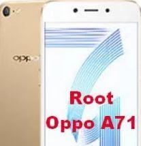 Cara Root OPPO A71 Tanpa PC