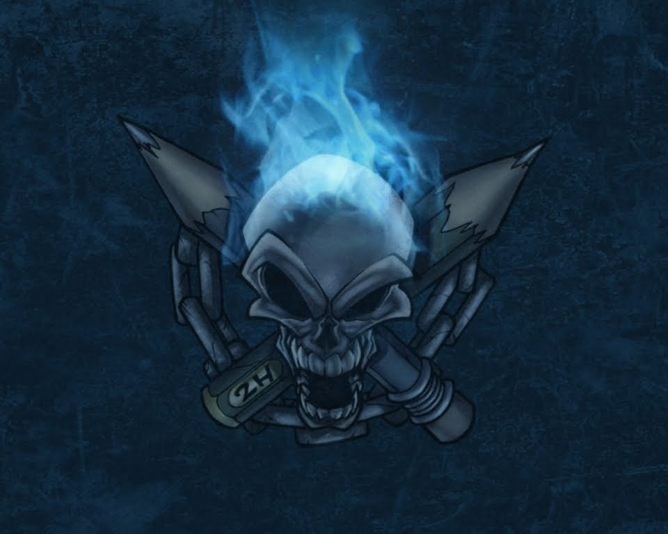 Horror picture skull scary wallpapers - Scary skull backgrounds ...