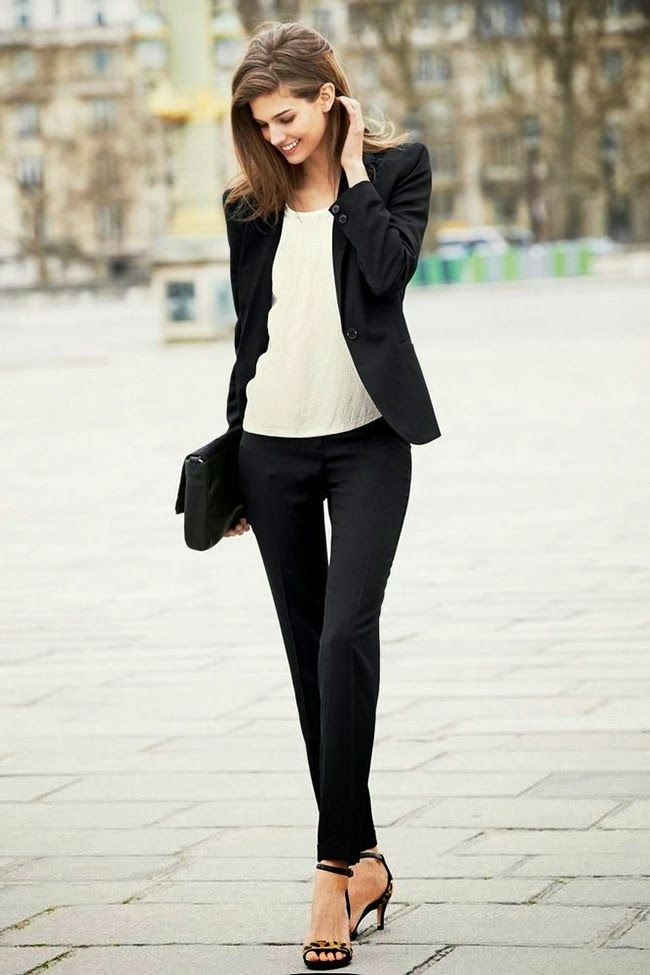 Black and White Looks by Cool Chic Style Fashion