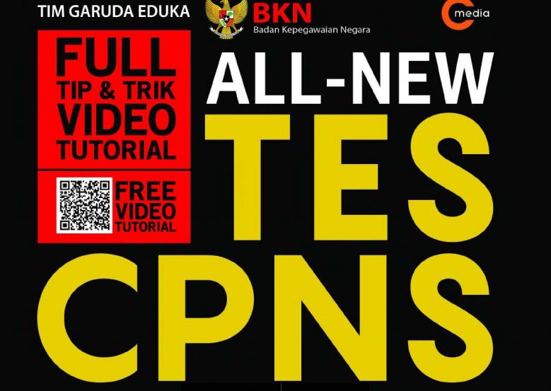 Ebook Materi dan Latihan Soal Tes CPNS-ASN SKD SKB CAT Terbaru