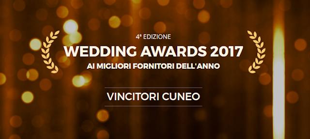 Wedding Awards 2017 di Matrimonio.com