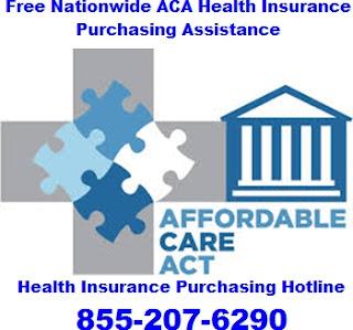 National Health Insurance Purchasing Hotline at 855-207-6290