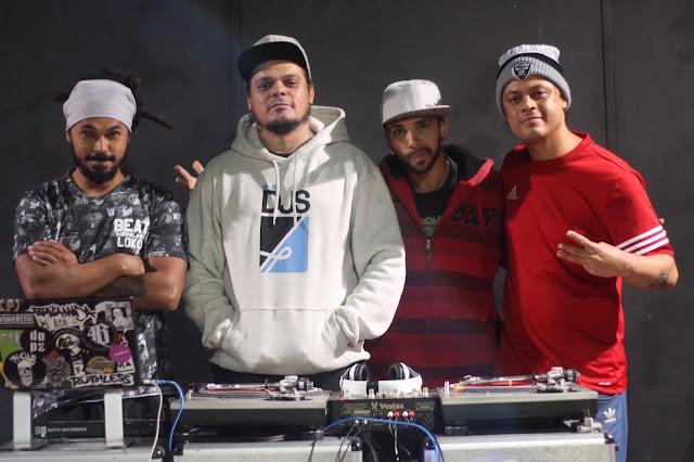 Lindomar 3L ministra Oficinas de MC no Mês do Hip Hop de São Paulo