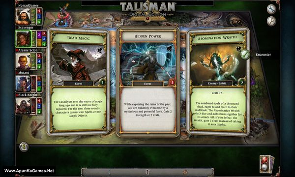 Talisman – The Cataclysm Expansion PC Game