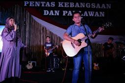 Wagub Siti Rohmi, Ikut Bernyayi di Pentas Musik Kebangsaan