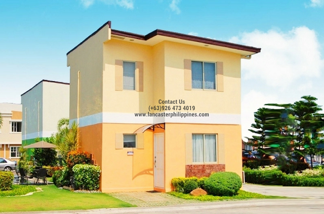 Colleen - Lancaster New City Cavite | House and Lot for Sale Imus-General Trias Cavite