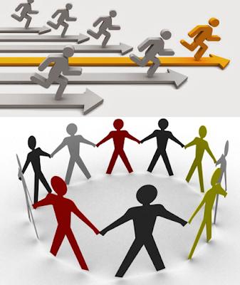 Mengapa Manusia Perlu Berkompetisi dan Berkolaborasi