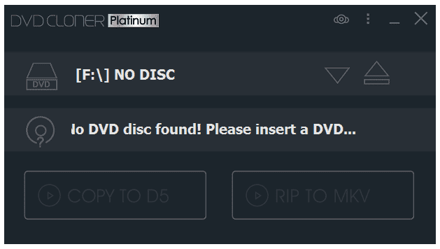 Screenshot DVD-Cloner Platinum 2020 v17.20 Build 1456 Full Version