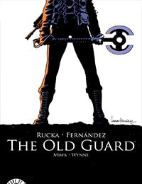 The Old Guard Comic