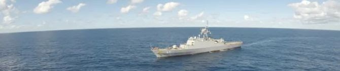 Indian Navy Heads For South China Sea