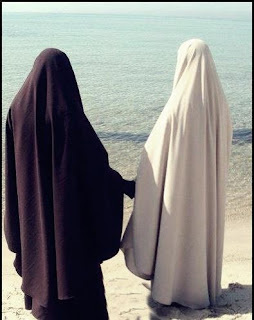 Muslimah bercadar
