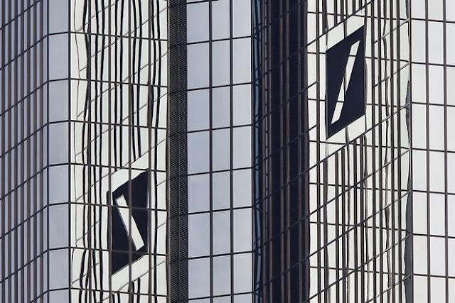 Ο κατήφορος της Deutsche Bank και η παντοκρατορία των Κινέζων