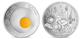 Skarbnica Narodowa COTY 2019 EXCELLENCE GUY SAVOY Monnaie de Paris