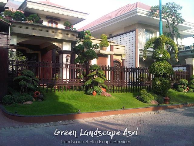 Jasa Taman di Surabaya - Pelayanan Lengkap Hasil Berkualitas
