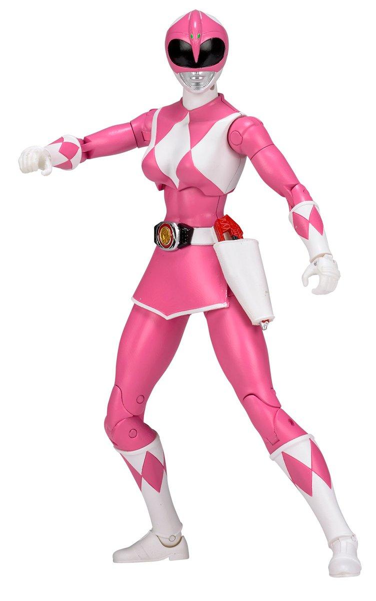 Henshin Grid: Power Rangers Legacy Mighty Morphin, In