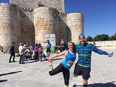 Atletismo Aranjuez - Castillo de Iscar