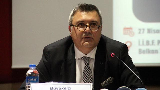 Ο Τούρκος πρέσβης στην Αλβανία εγκαλεί την κυβέρνηση!