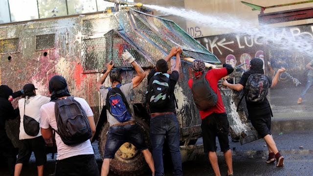 Chile refuta informe de Bachelet sobre violaciones a derechos humanos en las protestas