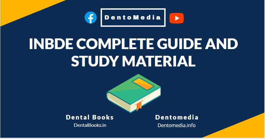 INBDE Complete Guide and Study Material Dental Books